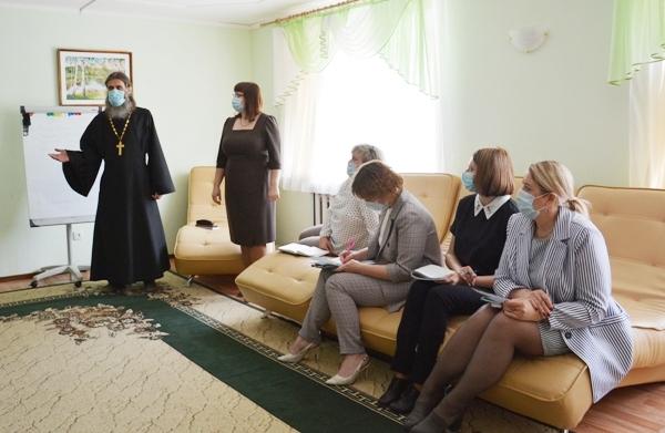 Учебно-методические сборы начальников психологических лабораторий исправительных учреждений Зауралья